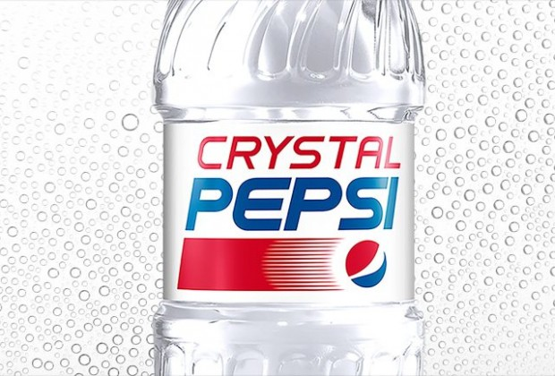 Fans of Crystal Pepsi have waited 20 years for this moment. PepsiCo announced a contest that will award a few devoted fans a six-pack of the famously transparent soda.