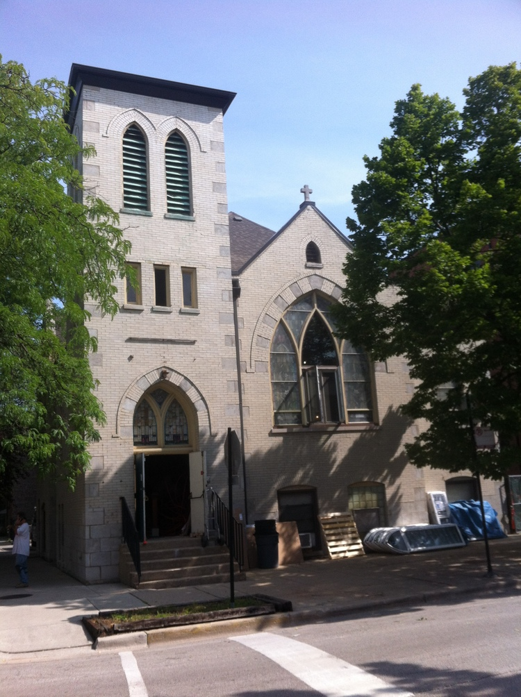 church+w