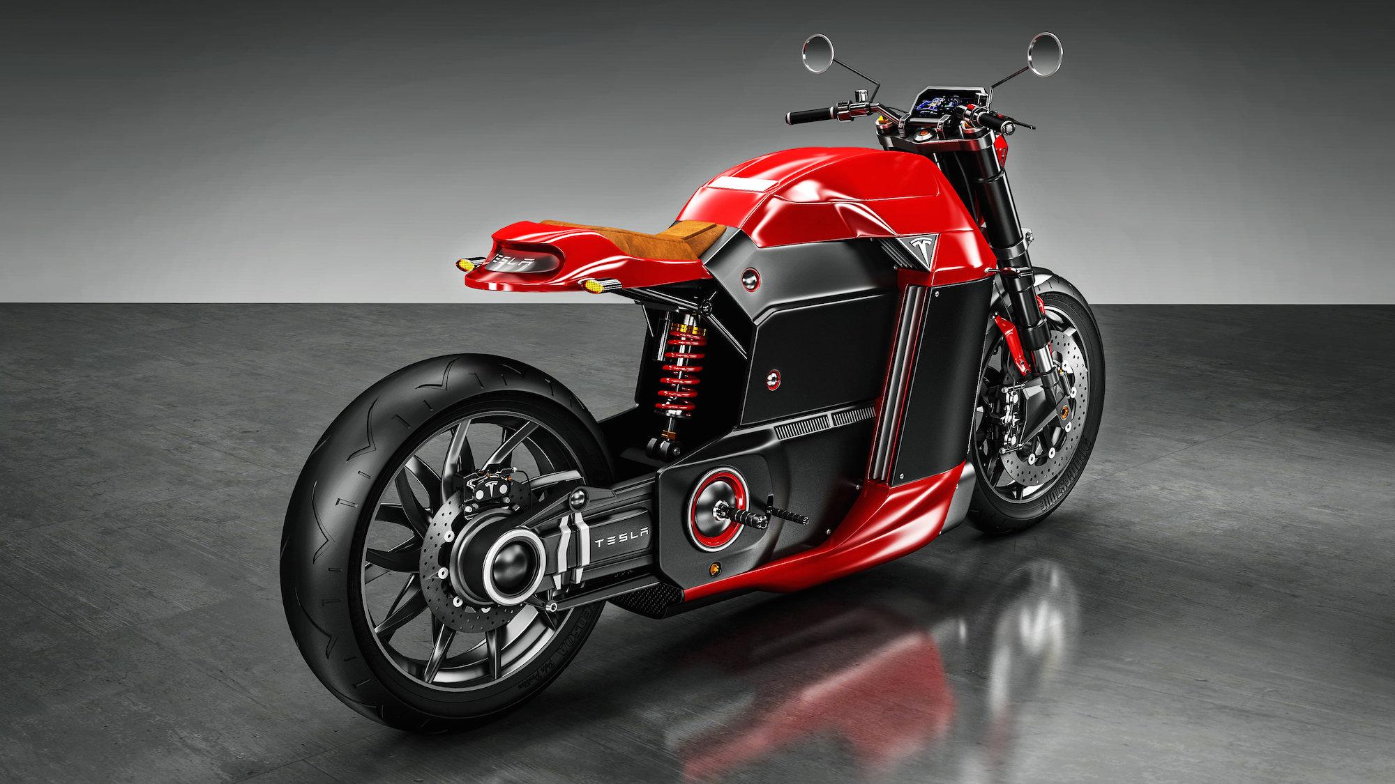 Tesla-Model-M-Motorbike