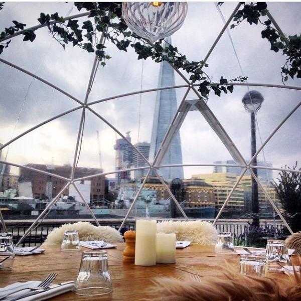 Restaurant-Coppa-Club-Londres-Bulles-Chauffantes2_Cd-Mentiel-Magazine