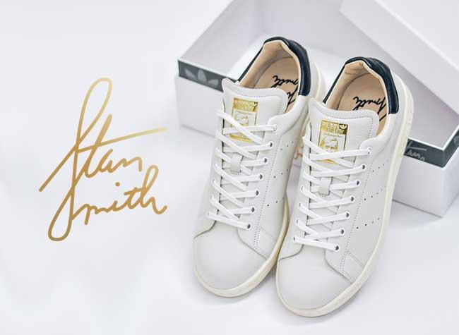 adidas stan smith femme signature